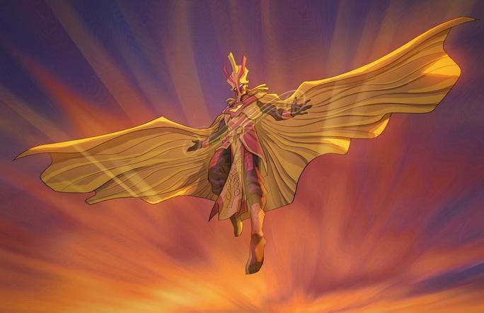 Lộ diện trang phục siêu anh hùng trong phim của Ngô Thanh Vân - Ảnh 1.