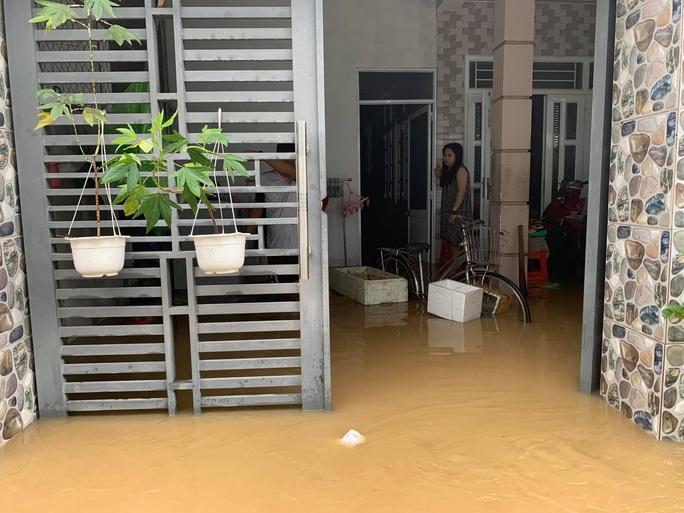 Clip: Nước lũ bao vây TP Nha Trang - Ảnh 6.