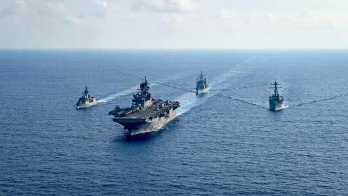 Châu Âu đẩy mạnh kiềm tỏa Trung Quốc trên biển, đẩy lùi sự bành trướng - Ảnh 2.