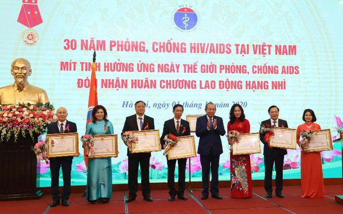 30 năm phòng, chống HIV/AIDS tại Việt Nam - Ảnh 3.