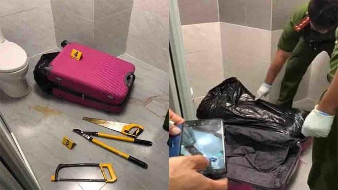 Sát hại đồng hương, vì sao giám đốc Hàn Quốc không phi tang vali chứa thi thể? - Ảnh 1.