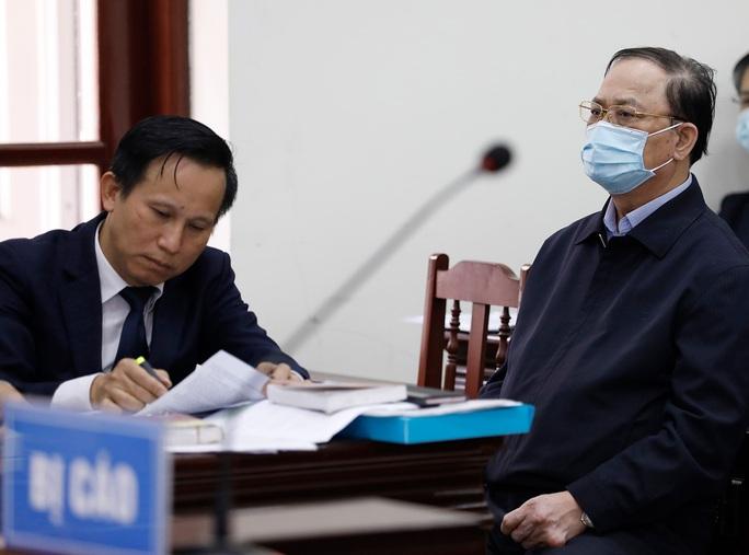 VKS Quân sự đề nghị không cho nguyên thứ trưởng Nguyễn Văn Hiến nhận án treo - Ảnh 1.
