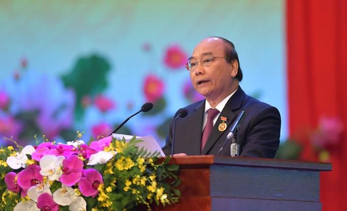 Tổng Bí thư, Chủ tịch nước: Đưa đất nước tiếp tục vươn lên mạnh mẽ - Ảnh 4.