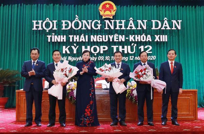 Thái Nguyên có tân Chủ tịch UBND tỉnh 43 tuổi - Ảnh 1.