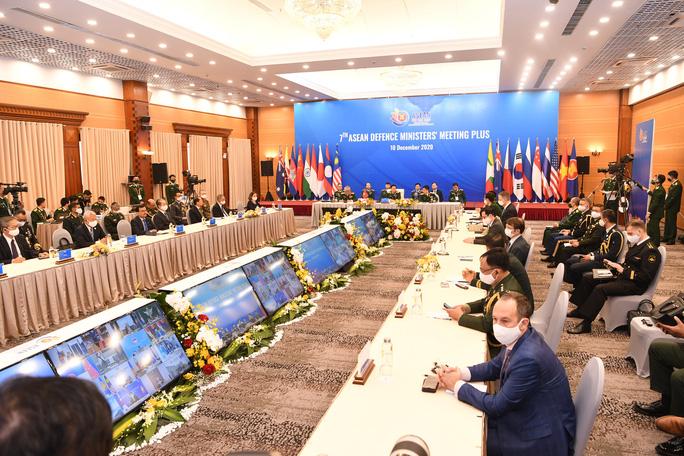 Mỹ, Trung Quốc, Nhật, Úc… cùng ASEAN thống nhất định hướng hợp tác quốc phòng - Ảnh 3.