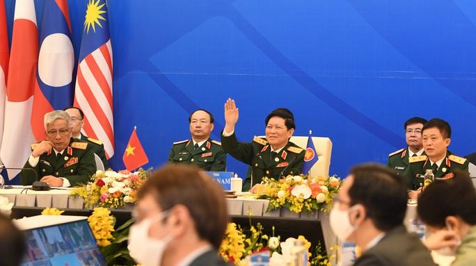 Mỹ, Trung Quốc, Nhật, Úc… cùng ASEAN thống nhất định hướng hợp tác quốc phòng - Ảnh 2.