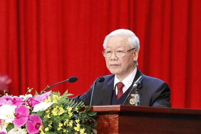 Tổng Bí thư, Chủ tịch nước: Đưa đất nước tiếp tục vươn lên mạnh mẽ - Ảnh 3.