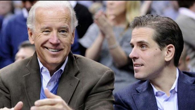 Hunter Biden bị điều tra thuế, đội ngũ ông Joe Biden nói gì? - Ảnh 1.