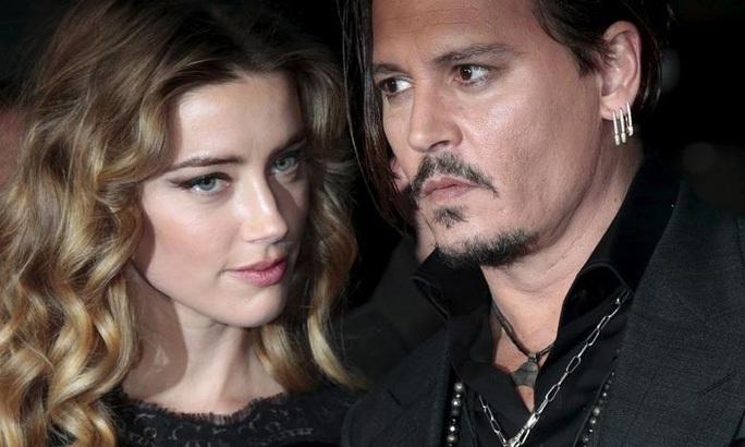 """Johnny Depp kháng cáo vụ kiện """"kẻ đánh vợ"""" - Ảnh 2."""