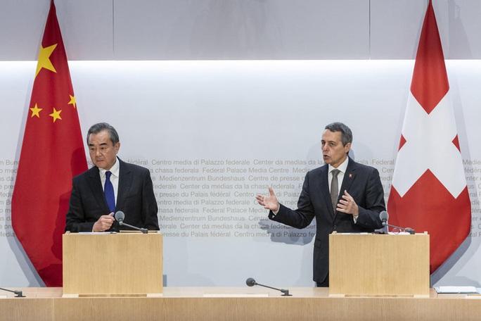 Lộ thỏa thuận tuyệt mật giữa Trung Quốc và Thụy Sĩ - Ảnh 1.
