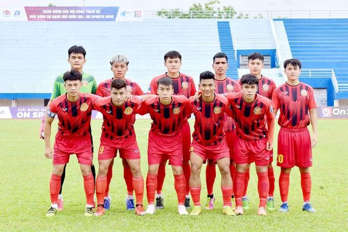 VFF chấp thuận Gia Định FC rút lui khỏi Giải Hạng nhất, CLB CAND sẽ thay thế? - Ảnh 2.