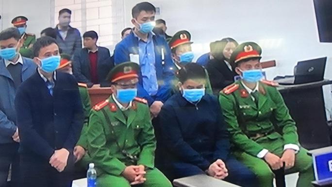 Nguyên chủ tịch Hà Nội Nguyễn Đức Chung nhận án 5 năm tù - Ảnh 1.
