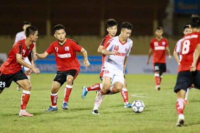 Viettel ra quân thắng giòn giã, chờ đấu Phố Hiến tại VCK U21 Quốc gia - Ảnh 1.
