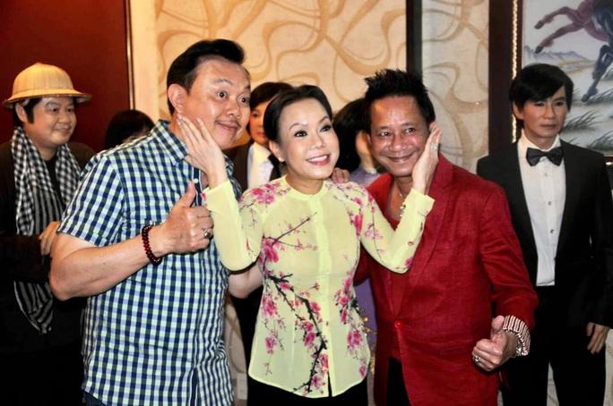Hoài Linh, Việt Hương mong muốn thực hiện di nguyện của cố danh hài Chí Tài - Ảnh 1.