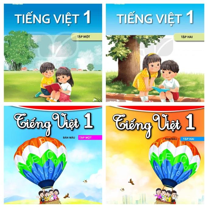 Nhiều sạn, sách Tiếng Việt 1 của tất cả các bộ sách đều phải chỉnh sửa - Ảnh 1.