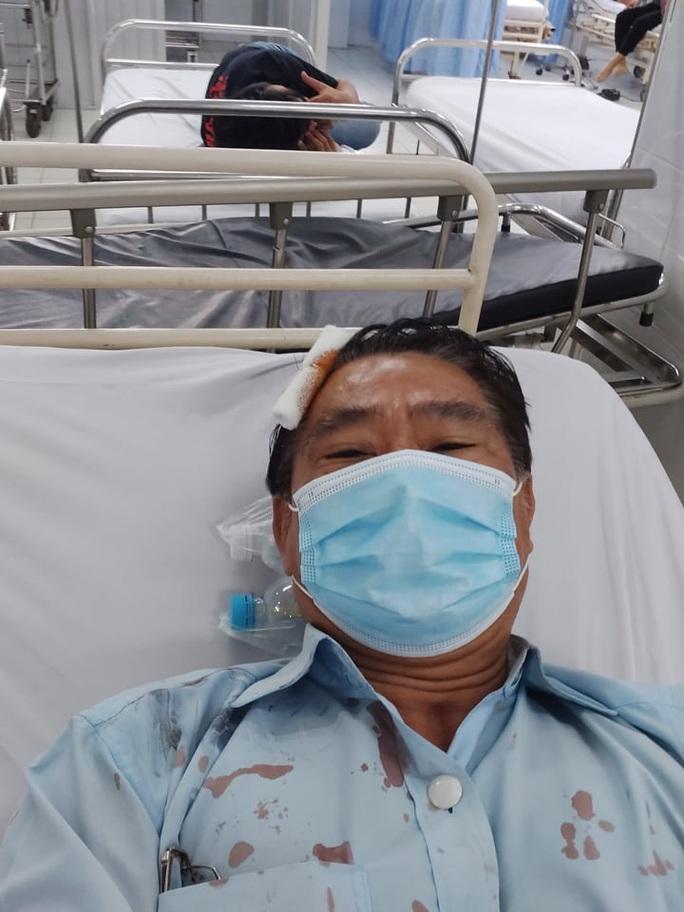 Phó trưởng phòng tại Cơ sở cai nghiện Bình Triệu bị nhân viên đánh thương tích - Ảnh 1.