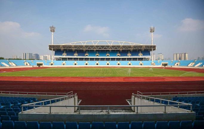 CLIP: 150 tỉ đồng đại tu sân Mỹ Đình đón SEA Games 31 - Ảnh 4.