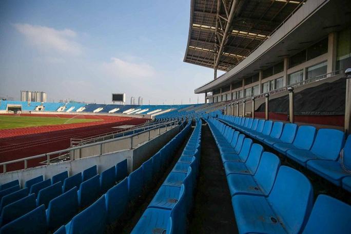 CLIP: 150 tỉ đồng đại tu sân Mỹ Đình đón SEA Games 31 - Ảnh 5.