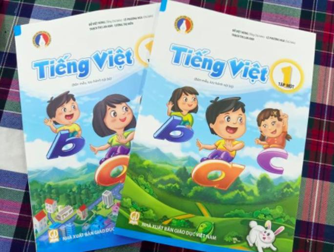 Nhiều sạn, sách Tiếng Việt 1 của tất cả các bộ sách đều phải chỉnh sửa - Ảnh 5.