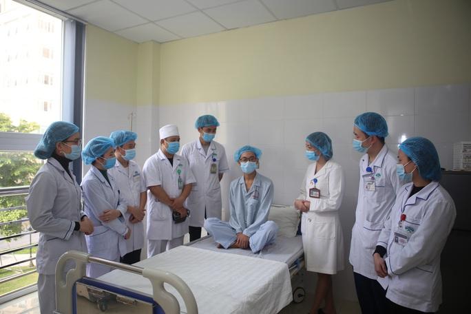 Bệnh viện tuyến tỉnh thực hiện thành công 2 ca ghép thận đặc biệt - Ảnh 2.