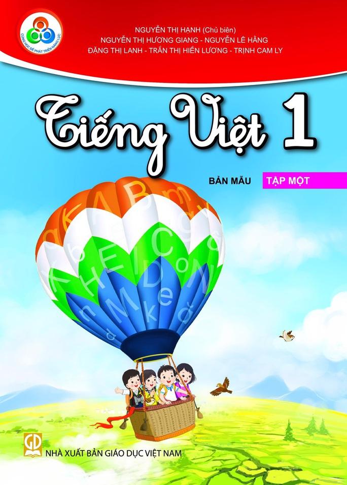 Nhiều sạn, sách Tiếng Việt 1 của tất cả các bộ sách đều phải chỉnh sửa - Ảnh 3.