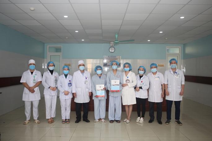 Bệnh viện tuyến tỉnh thực hiện thành công 2 ca ghép thận đặc biệt - Ảnh 3.