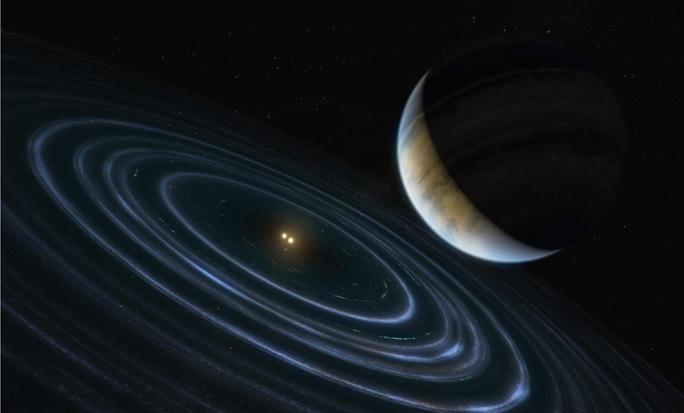 Vật thể có khối lượng 3.500 Trái Đất dẫn đường đến hành tinh thứ 9 - Ảnh 1.