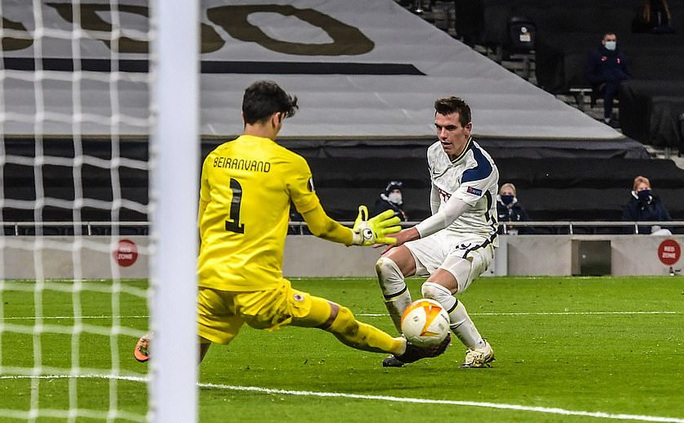 Tottenham thăng hoa, chờ đấu Man United ở Europa League - Ảnh 5.