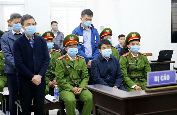 Chủ toạ phiên toà: Ông Nguyễn Đức Chung ăn năn hối cải, xin lỗi nhân dân - Ảnh 1.