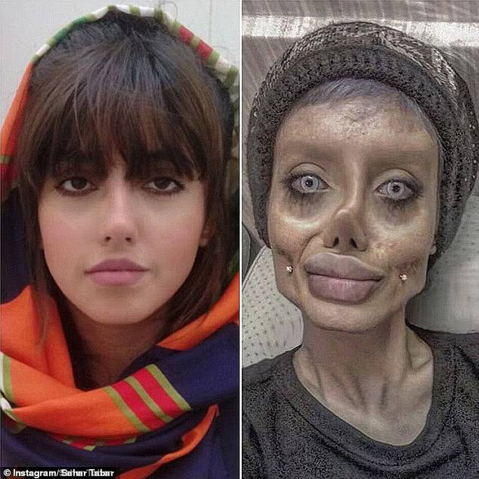 """""""Phiên bản kinh dị"""" của Angelina Jolie lãnh án tù 10 năm - Ảnh 6."""