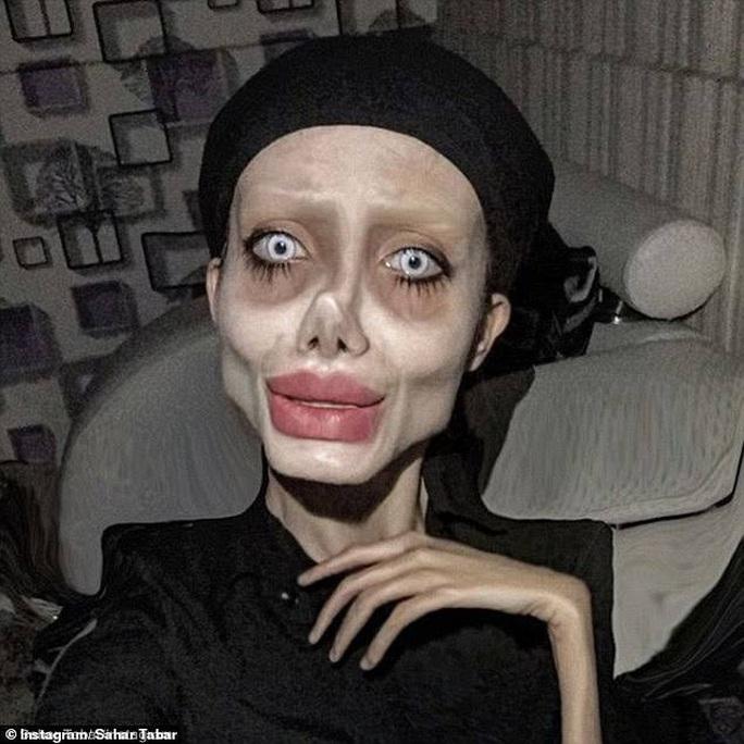 """""""Phiên bản kinh dị"""" của Angelina Jolie lãnh án tù 10 năm - Ảnh 4."""