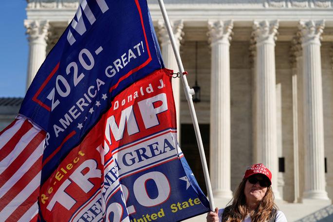 Bầu cử Mỹ đến hồi kết - Ảnh 1.