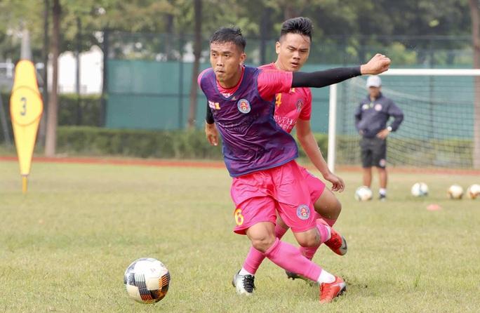 Sài Gòn FC - HAGL đá khai mạc V-League 2021 - Ảnh 1.