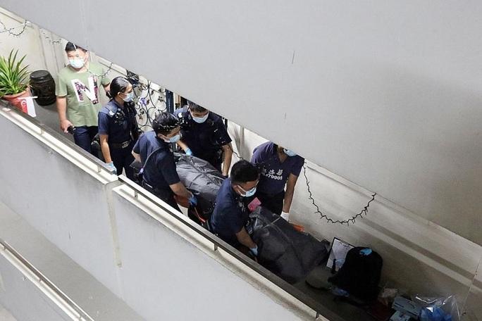 Cứu người thân bị điện giật, 3 người một nhà tử vong ở Singapore - Ảnh 1.