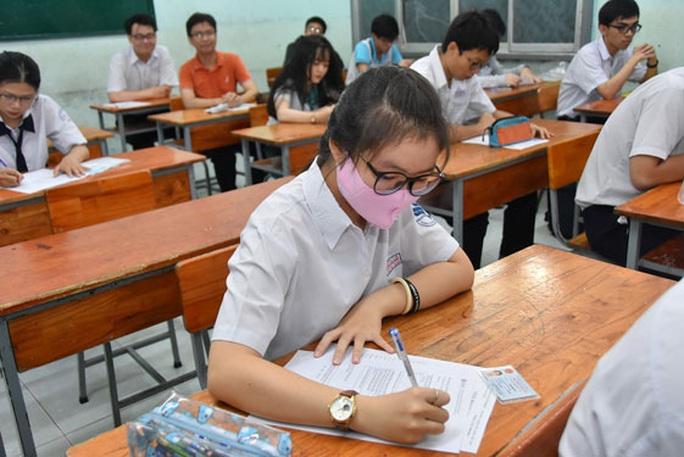 Nhiều trường ĐH muốn thi đánh giá năng lực - Ảnh 1.