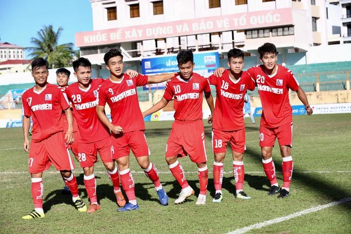 Đàn em Bùi Tiến Dũng xuất sắc vào bán kết Giải U21 quốc gia - Ảnh 2.