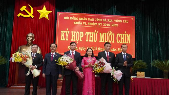 Bà Rịa-Vũng Tàu có Phó Chủ tịch UBND tỉnh mới - Ảnh 2.