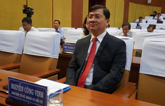 Bà Rịa-Vũng Tàu có Phó Chủ tịch UBND tỉnh mới - Ảnh 1.