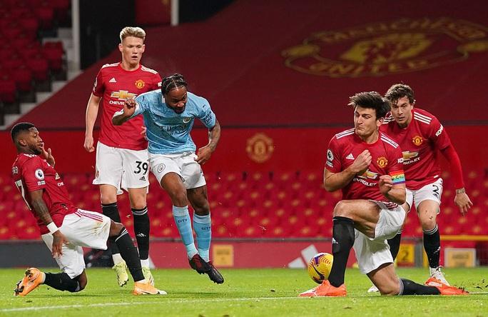 Man United – Man City: Đại chiến vắng bóng bàn thắng ở Old Trafford - Ảnh 1.