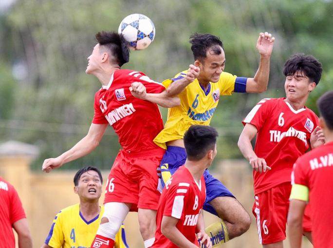 Lượt trận cuối kịch tính ở bảng A VCK U21 quốc gia 2020 - Ảnh 3.