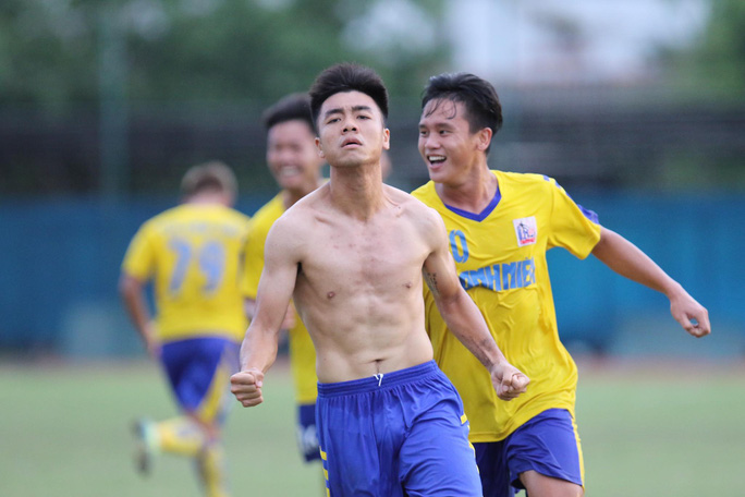Lượt trận cuối kịch tính ở bảng A VCK U21 quốc gia 2020 - Ảnh 5.