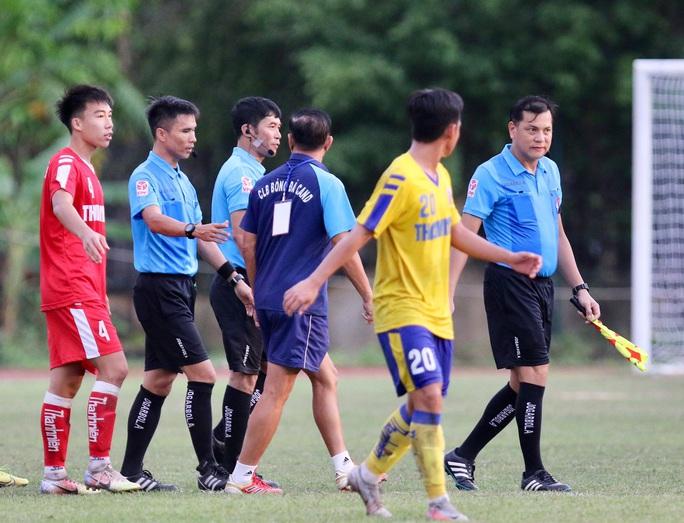 Lượt trận cuối kịch tính ở bảng A VCK U21 quốc gia 2020 - Ảnh 8.