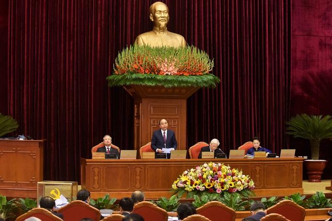 Khai mạc Hội nghị Trung ương 14, giới thiệu nhân sự tham gia Bộ Chính trị, Ban Bí thư khóa XIII - Ảnh 5.