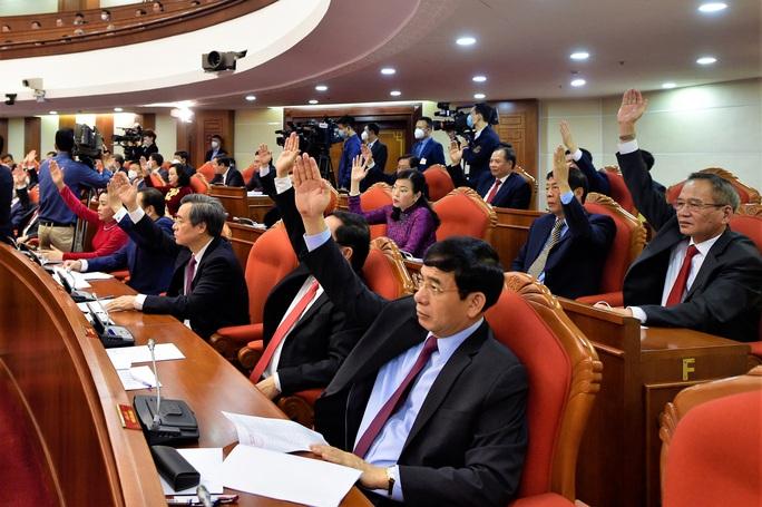 Khai mạc Hội nghị Trung ương 14, giới thiệu nhân sự tham gia Bộ Chính trị, Ban Bí thư khóa XIII - Ảnh 10.