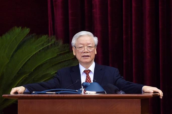 Khai mạc Hội nghị Trung ương 14, giới thiệu nhân sự tham gia Bộ Chính trị, Ban Bí thư khóa XIII - Ảnh 6.