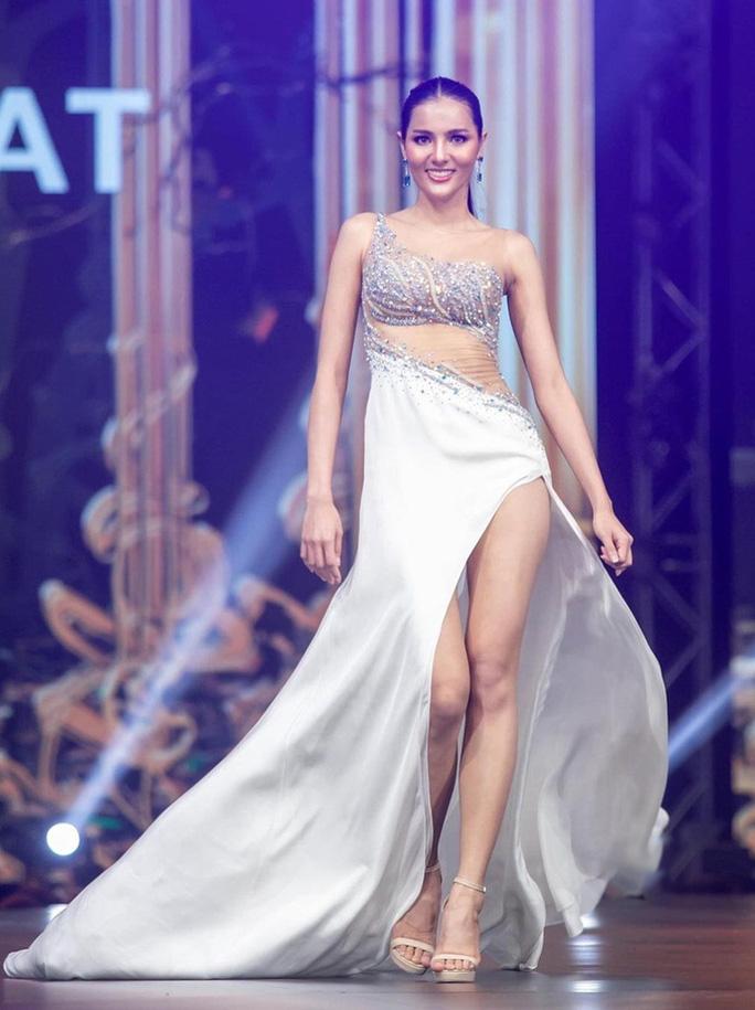 Nhan sắc người mẫu đăng quang Hoa hậu Thái Lan 2020 - Ảnh 4.
