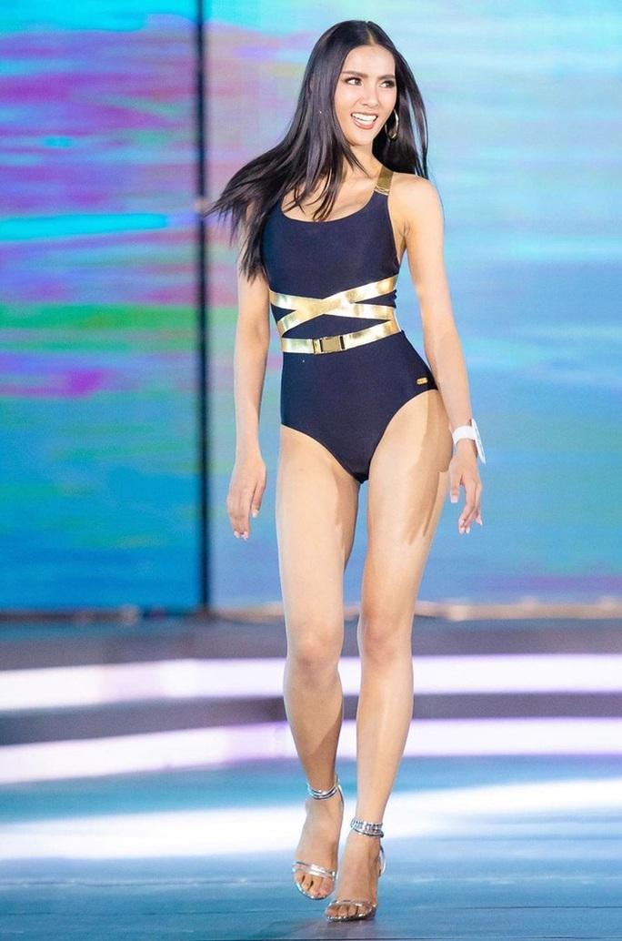 Nhan sắc người mẫu đăng quang Hoa hậu Thái Lan 2020 - Ảnh 3.