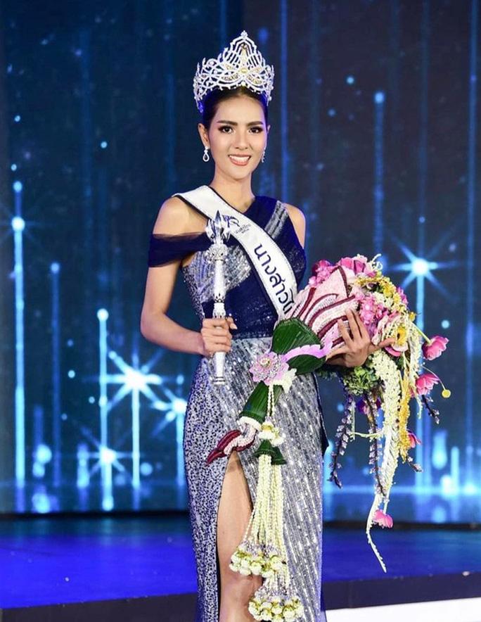 Nhan sắc người mẫu đăng quang Hoa hậu Thái Lan 2020 - Ảnh 2.
