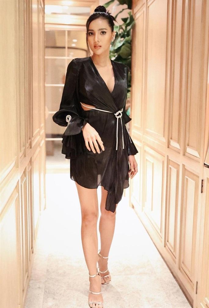 Nhan sắc người mẫu đăng quang Hoa hậu Thái Lan 2020 - Ảnh 5.