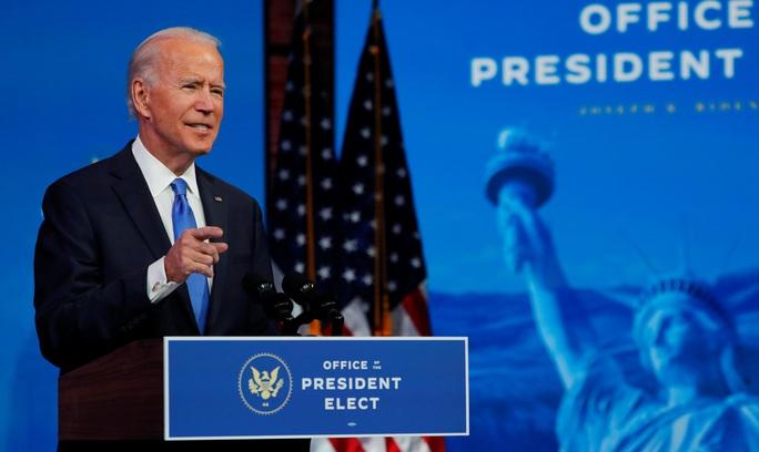 Thông điệp đoàn kết từ ông Joe Biden - Ảnh 1.